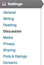 discussion_menu